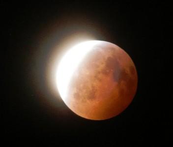 Lunar Eclipse Jigsaw Puzzle