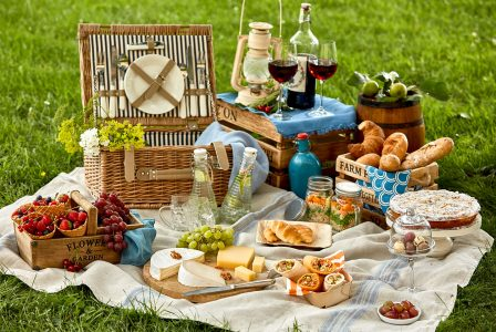 Luxury Picnic Jigsaw Puzzle