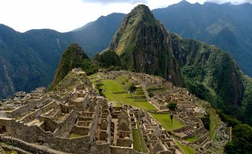 Machu Picchu Jigsaw Puzzle