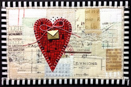 Mail Art Love Jigsaw Puzzle
