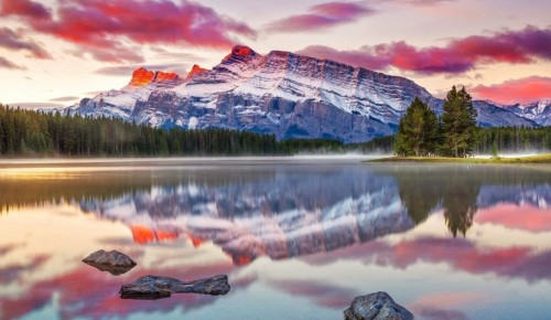 Majestic Mountains Jigsaw Puzzle
