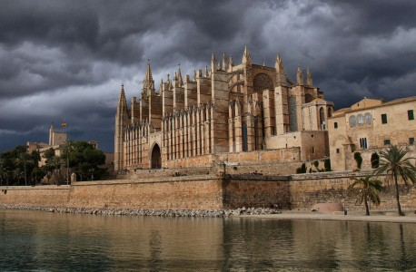 Majorca Cathedral Jigsaw Puzzle
