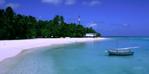 Maldives Beach Jigsaw Puzzle