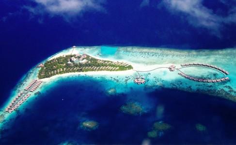 Maldives Island Jigsaw Puzzle