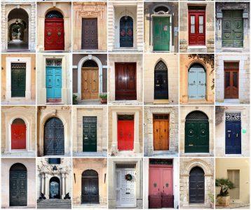 Malta Doors Jigsaw Puzzle