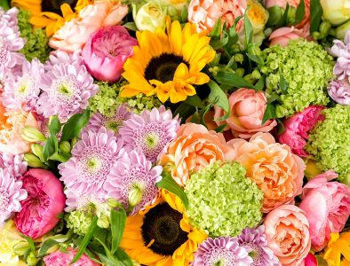 Many Blooms Jigsaw Puzzle