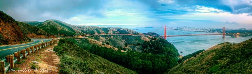 Marin Headlands Jigsaw Puzzle