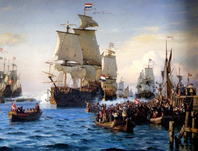 Maritime Painting Jigsaw Puzzle
