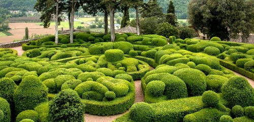 Marqueyssac Gardens Jigsaw Puzzle