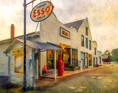 Mast General Store Jigsaw Puzzle