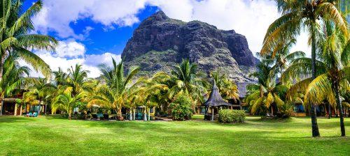 Mauritius Resort Jigsaw Puzzle