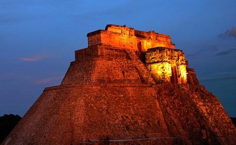 Mayan Ruins Jigsaw Puzzle