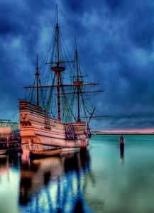 Mayflower II Jigsaw Puzzle