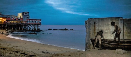 McAbee Beach Jigsaw Puzzle