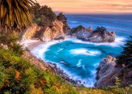 McWay Falls Jigsaw Puzzle