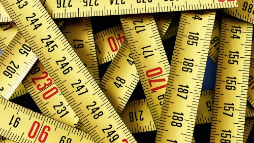 Measuring Tape Jigsaw Puzzle