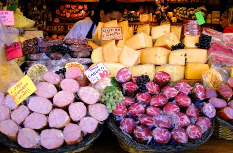 Meats and Cheeses Jigsaw Puzzle