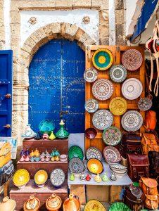 Medina Market Jigsaw Puzzle