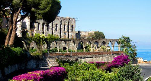 Mediterranean View Jigsaw Puzzle
