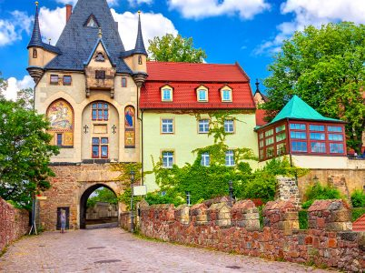 """Meissen """"Old Town"""" Jigsaw Puzzle"""