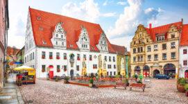 Meissen Town Square