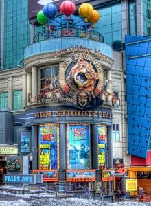 MGM Studios Jigsaw Puzzle