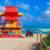 Miami Lifeguard Tower Jigsaw Puzzle