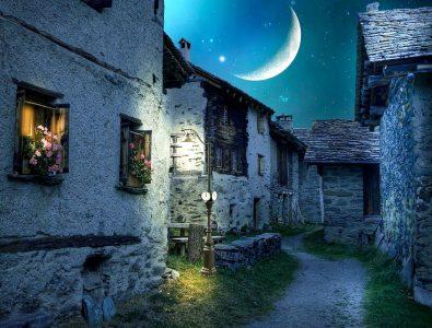 Midnight Dream Jigsaw Puzzle