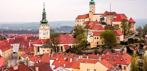 Mikulov Castle Jigsaw Puzzle
