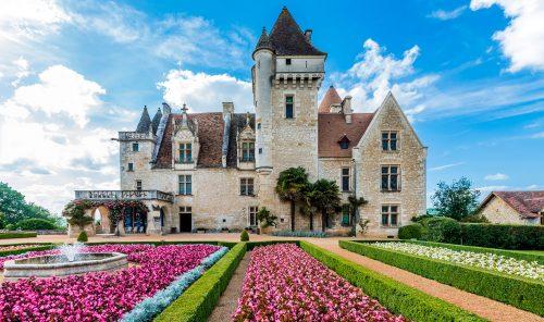 Milandes Castle Jigsaw Puzzle