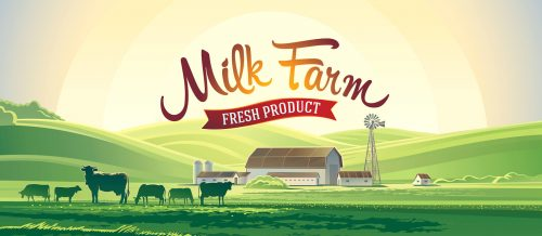 Milk Farm Jigsaw Puzzle