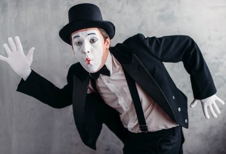 Mime Jigsaw Puzzle