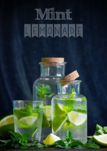 Mint Lemonade Jigsaw Puzzle
