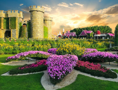 Miracle Garden Jigsaw Puzzle