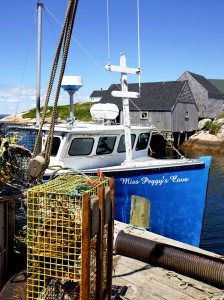 Miss Peggy's Cove Jigsaw Puzzle