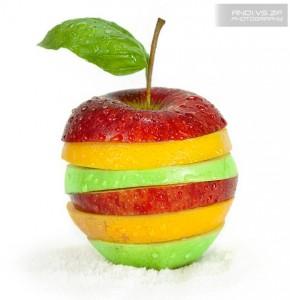 Mixed Fruit Jigsaw Puzzle
