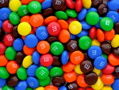 M&Ms Jigsaw Puzzle