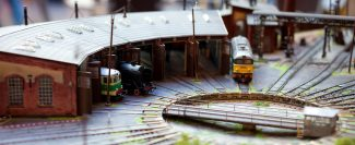 Model Roundhouse