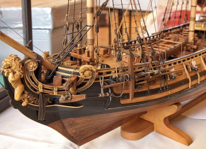 Model Ship Jigsaw Puzzle