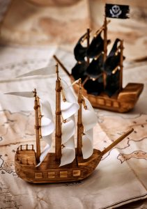 Model Ships Jigsaw Puzzle