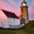 Monhegan Island Lighthouse Jigsaw Puzzle