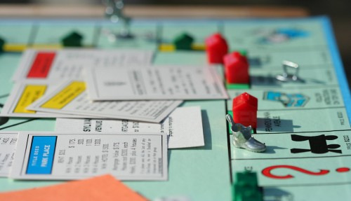 Monopoly Jigsaw Puzzle