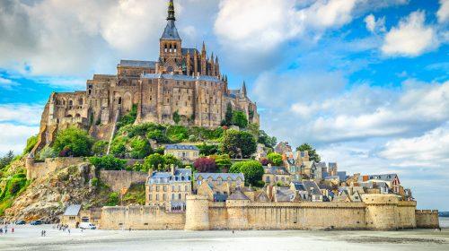 Mont Saint Michel Jigsaw Puzzle