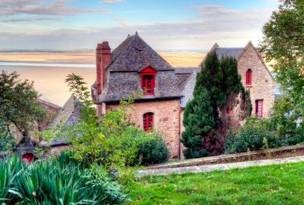 Mont St-Michel Home Jigsaw Puzzle