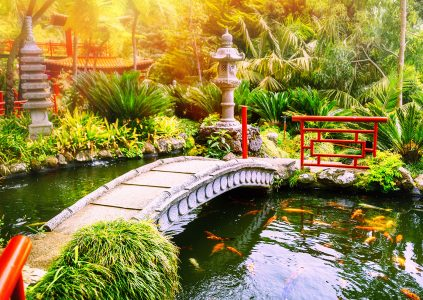 Monte Palace Garden Jigsaw Puzzle