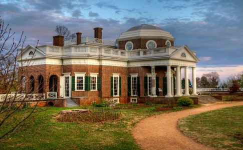 Monticello Jigsaw Puzzle