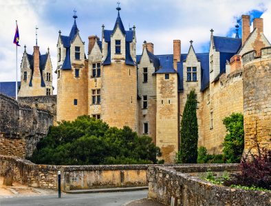 Montreuil-Bellay Castle Jigsaw Puzzle
