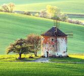 Moravia Windmill