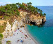 Morgat Beach