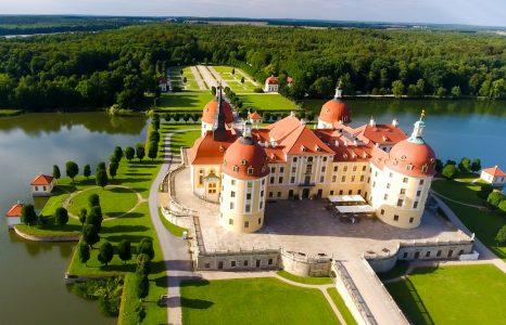 Moritzburg Castle Jigsaw Puzzle
